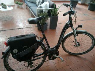 Bicicleta Orbea Leisure Equipped