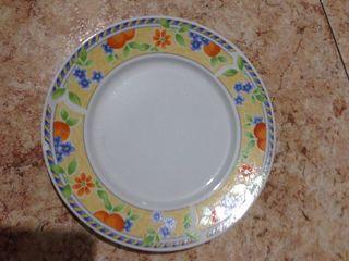 Vajilla de porcelana 20 piezas