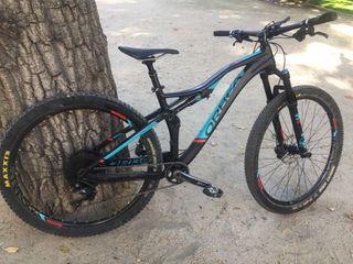 Bicicleta traíl orbea occam TR H50 2017 (TALLA M)
