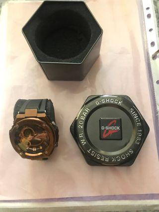 Reloj Casio GST-210B. Sin uso.