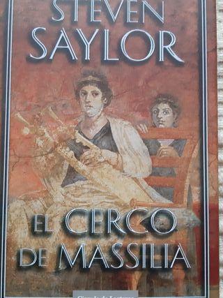 STEVEN SAYLOR El Cerco de Massilia