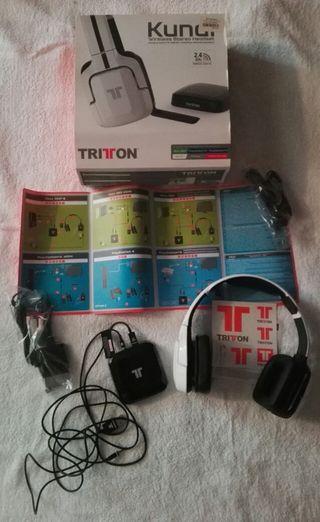 Nuevos. Auriculares Tritton Kunai Wireless Stereo