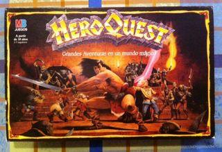 HeroQuest (MB juegos, 1990)