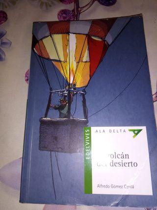 El volcan del desierto libro de lectura