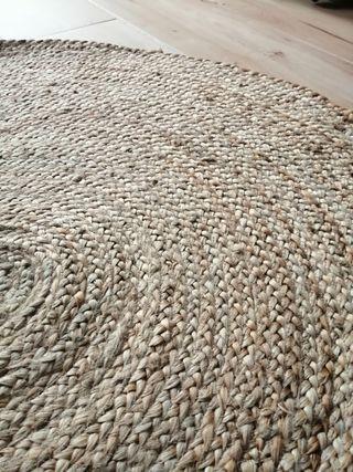 Nuevas!!.preciosas alfombras de Yute 100% natural.