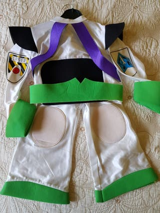 Disfraz Buzz Lightyear Toy Story talla 2-3 años