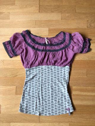 Camiseta fornarina