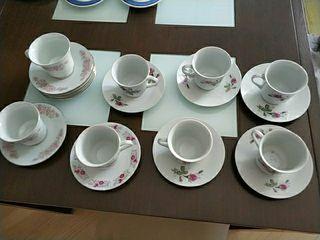 8 tazas cafe
