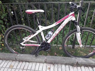 bicicleta Ghost lady