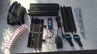 Scalextric radio control