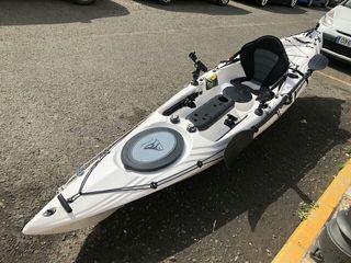 kayak pesca galaxy modelo alboran