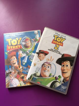 Toy Story y Toy Story 2