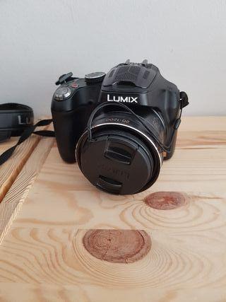CHOLLO cámara de fotos Panasonic DMC-FZ72-K