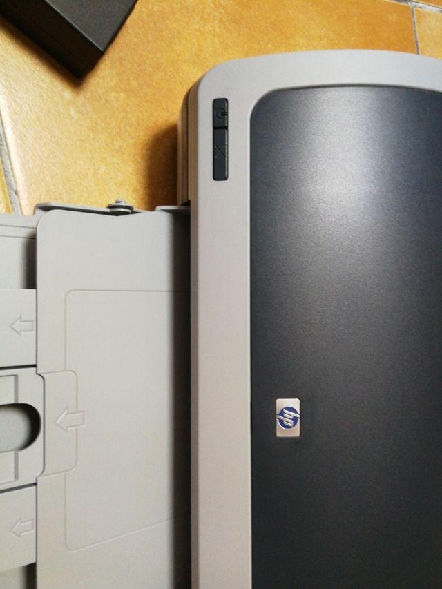 Impresora HP Deskjet 3650 de segunda mano por 10 € en Es Pont d'inca en WALLAPOP