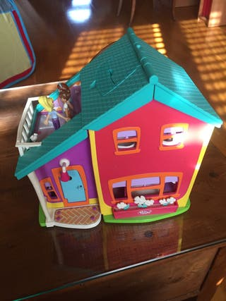 Casita magnética de la Polly Pocket