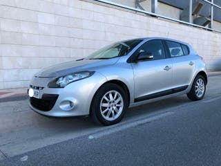 Renault Megane 1.5 dci Modelo 2012 Impecable