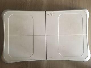 Wii fit nintendo balance board