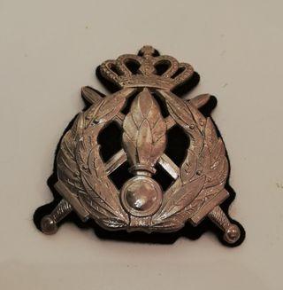 Insignia de gorra policía danesa