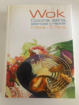 Wok - Cocina sana, sabrosa y rápida