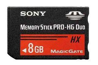 Tarjeta De Memoria para PSP de 8GB tipo Pro Duo