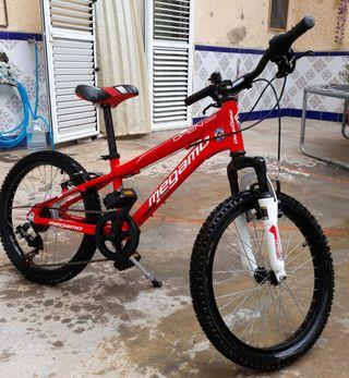bicicleta megamo niño/a