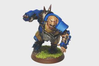 Pintor Miniaturas warhammer por encargo