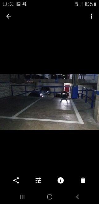 Garaje en calle Castilla y León
