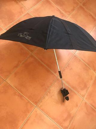 Sombrilla de Jane, color negro para carrito bebé