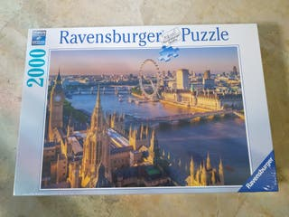 Puzzle 2000 piezas londres