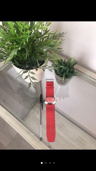Reloj mujer piel