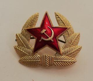 Insignia gorro militar URSS