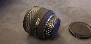 Objetivo Sigma 30 mm f/1.4 Nikon