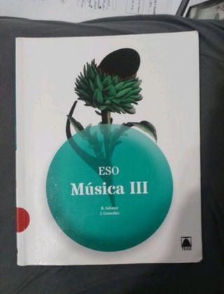 Música III Libro 4ESO