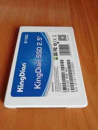 disco duro ssd 8gb 2.5
