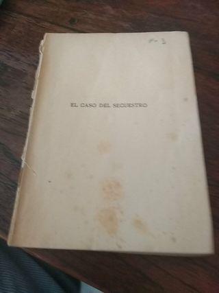 .-. El caso del secuestro (S.S. van Dine)