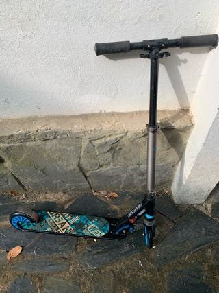 Scooter oxelo plegable