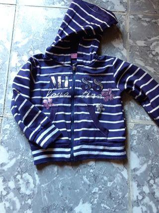 GRATIS chaqueta de chándal de niña de 3 a 4 años