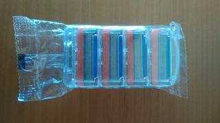 Recambio 4 cuchillas Gillette Fusion Power