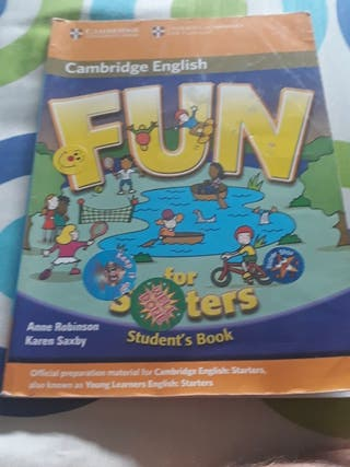 Student's Book FUN for Starters Cambridge