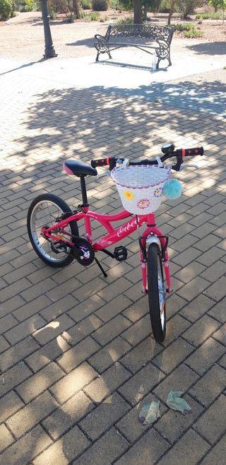 bicicletas niña orbea