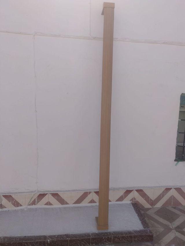 Galería para cortina