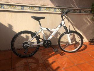 Bicicleta niño seminuevo