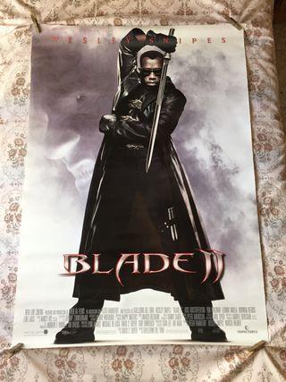 Cartel de cine / blade poster