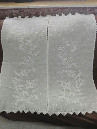 cortinas (ganchillo)