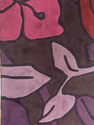 2 alfombras habitación Arte España
