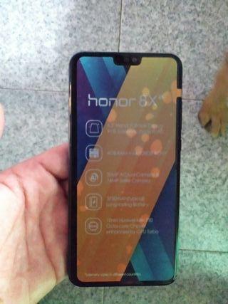 móvil honor 8X