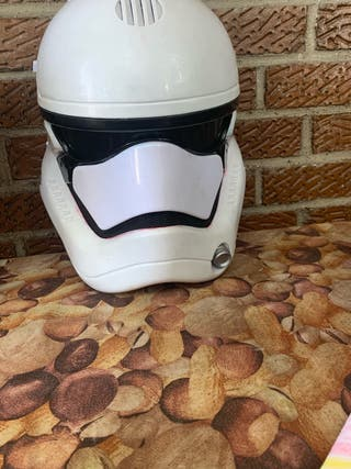 Casco de Star Wars a pila