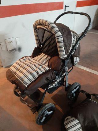 silla para bebé y niño/a CASI NUEVO