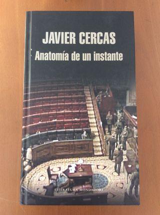 Anatomía de un instante - Javier Cercas