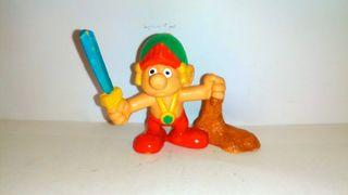 Pitufos Smurfs juguetes o figuras en miniatura PVC